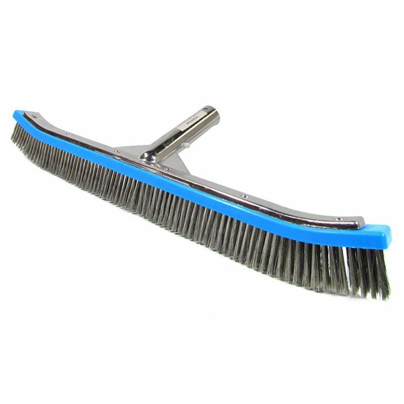 Algae Brush 460mm Stainless Steel Bristles