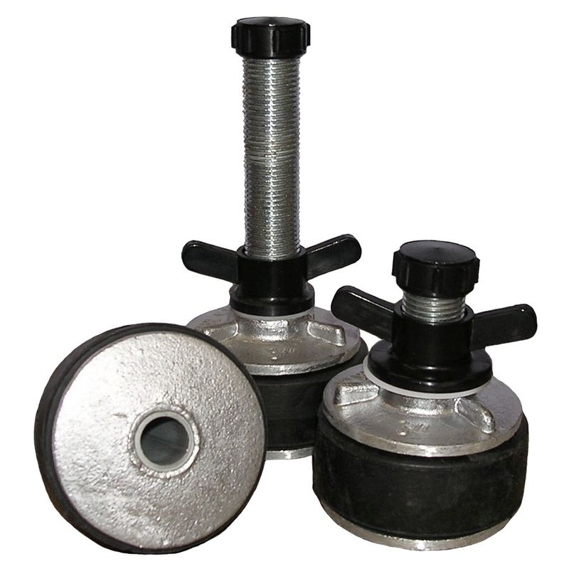 Aluminium Expanding Plug Hollow 13mm Shaft 4960mm