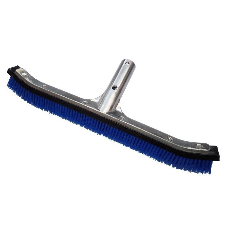Aluminium Pool Broom Commercial