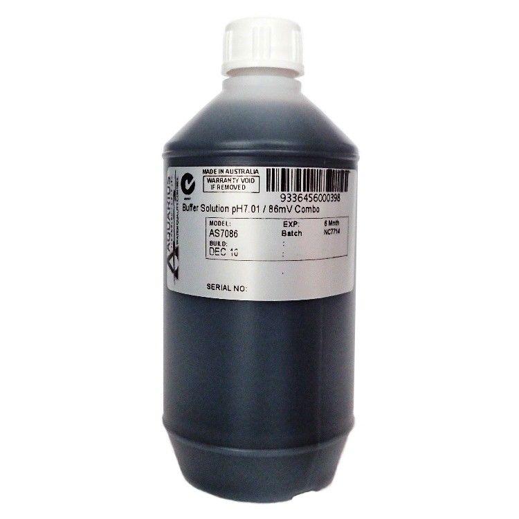 Aquarius pH7 ORP 86mV Combination Solution 250ml