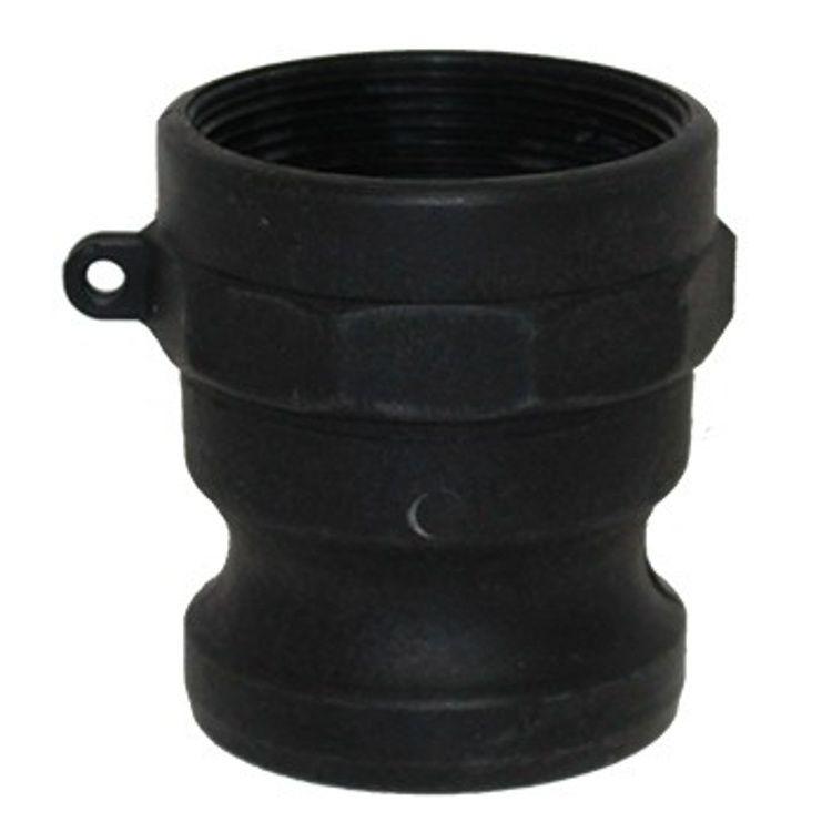 Camlock Fitting Type A Polypropylene 40mm