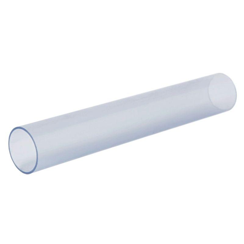 Clear PVC Pressure Pipe 80mm x 1m