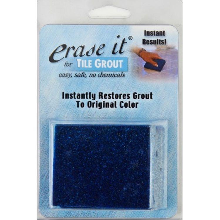 Erase It Stain Eraser Tile Grout