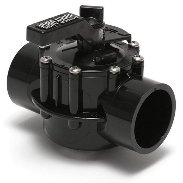 Jandy Never Lube Two Way Valve 40mm