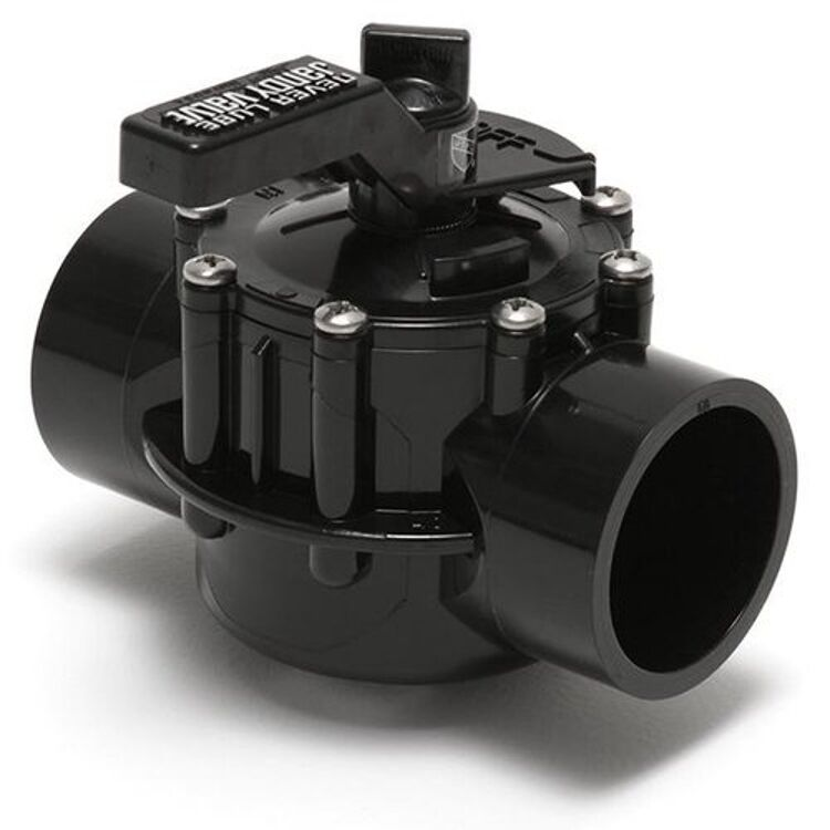 Jandy Never Lube Two Way Valve 80mm