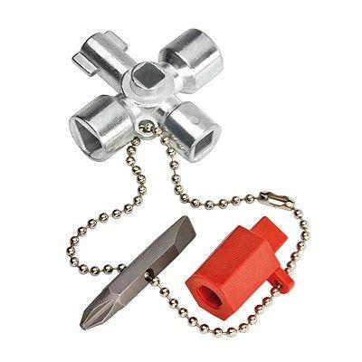Knipex Control Cabinet Key  Standard