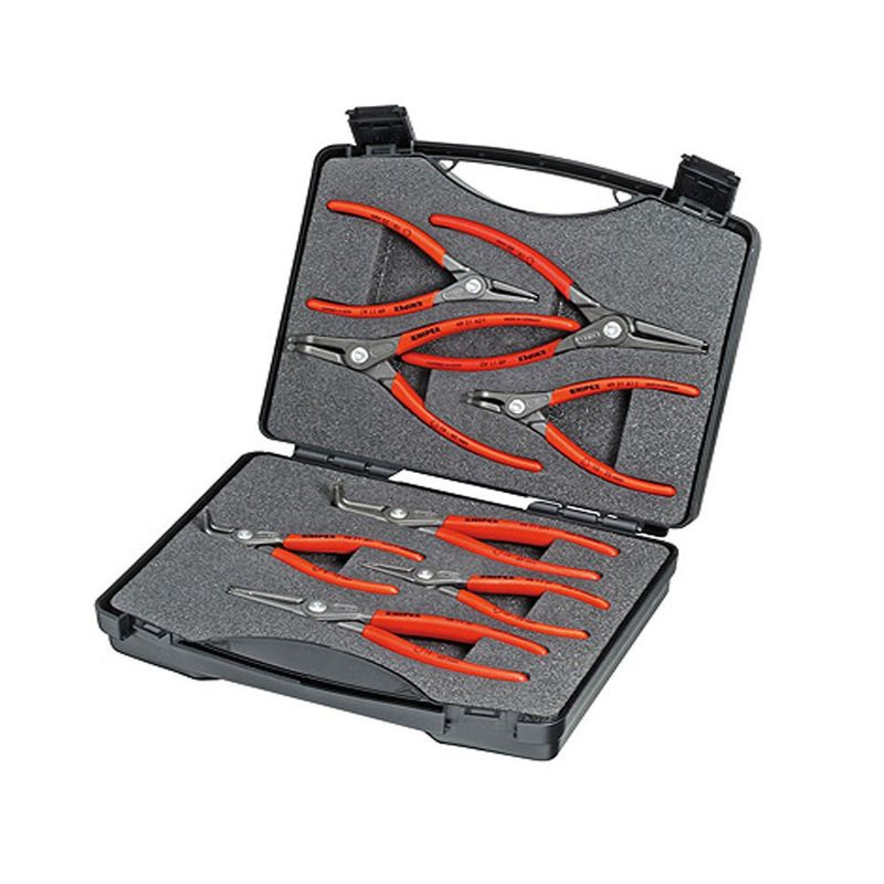 Knipex Set Of 4 Circlip Pliers