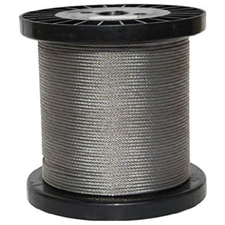 Lane Rope Cable Stainless Steel 305m Roll