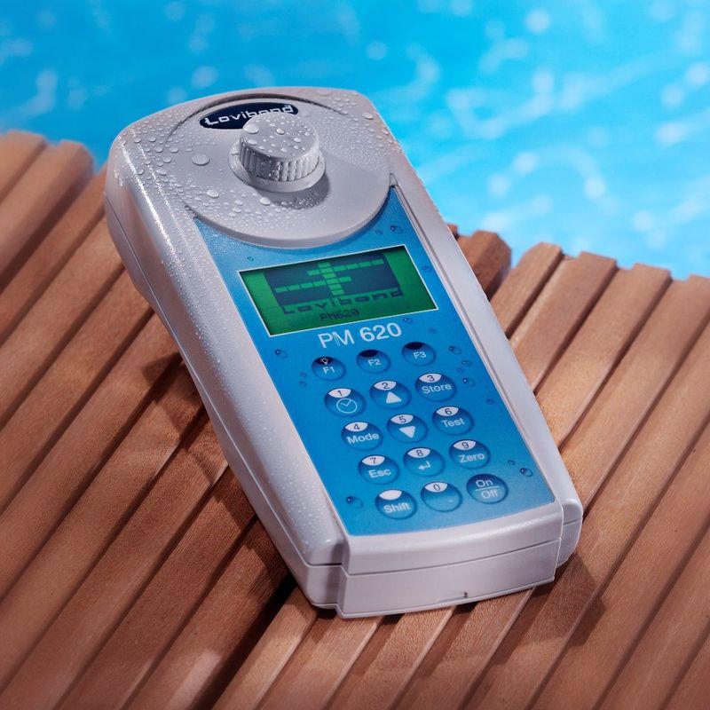 Lovibond PM 620 Photometer 34 in 1