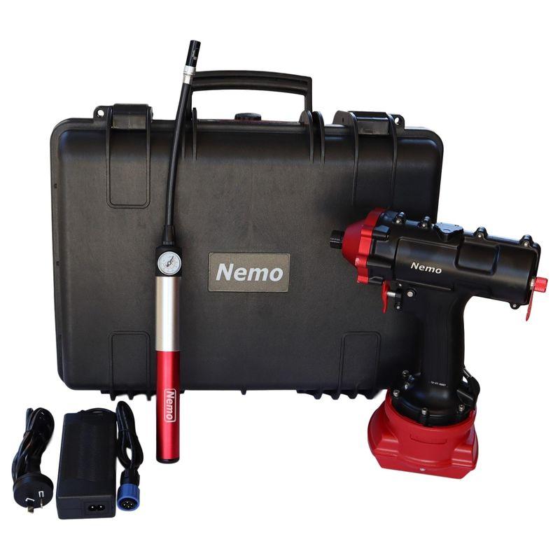 Nemo 18v Underwater Impact Driver Kit 50m