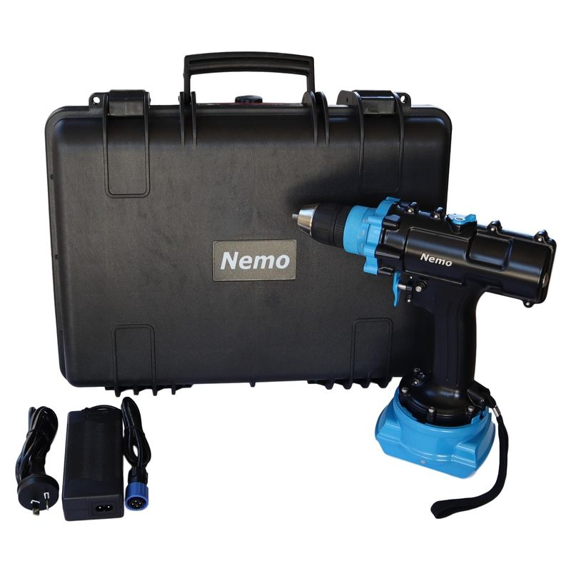 Nemo 18v Underwater Pool & Spa Drill Kit 5m
