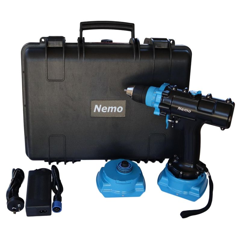 Nemo Underwater Drill 5m Pool Spa Version