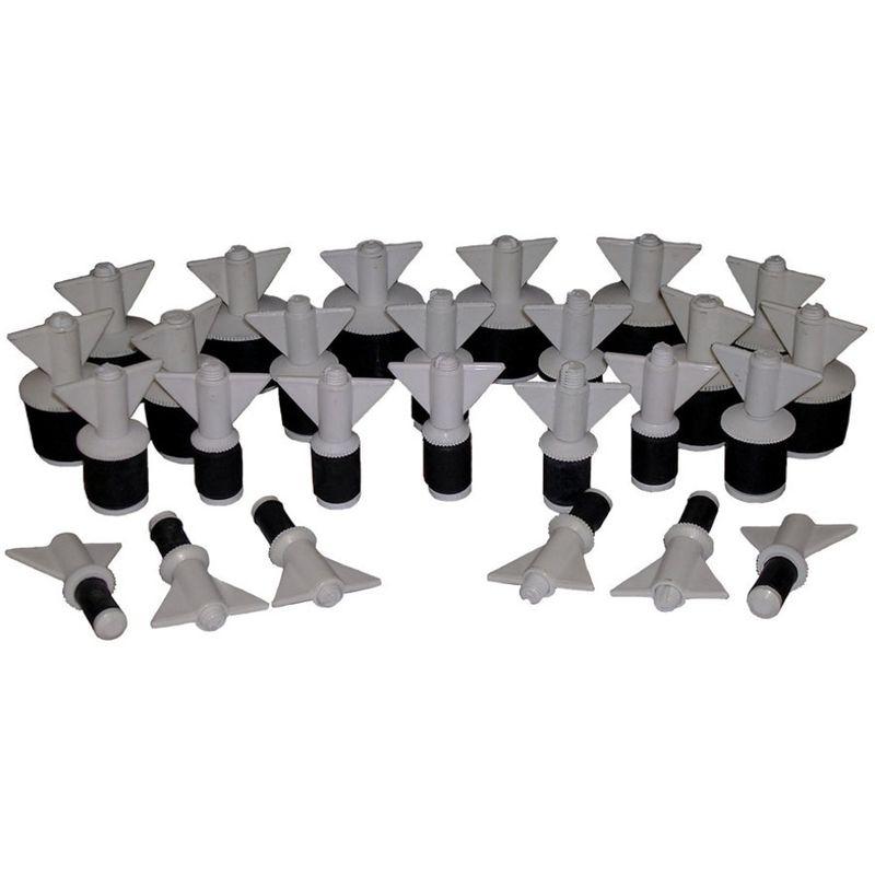 Nylon Expanding Plug Solid 10mm Shaft 2332mm