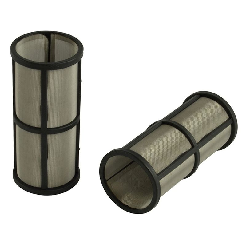 Replacement Screen Stainless Steel Black 250 Micron