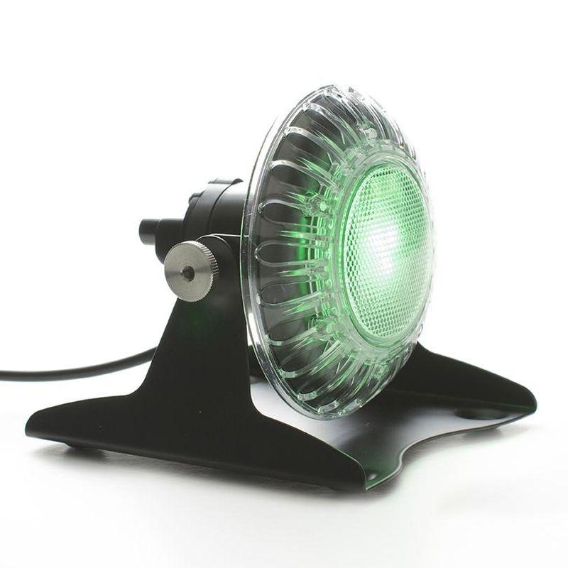 Single Pond Light and Transformer Multi Colour