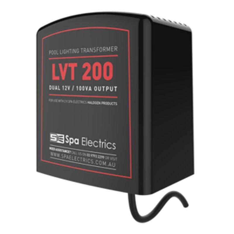 Spa Electrics Pool Light Transformer 12v 200watt