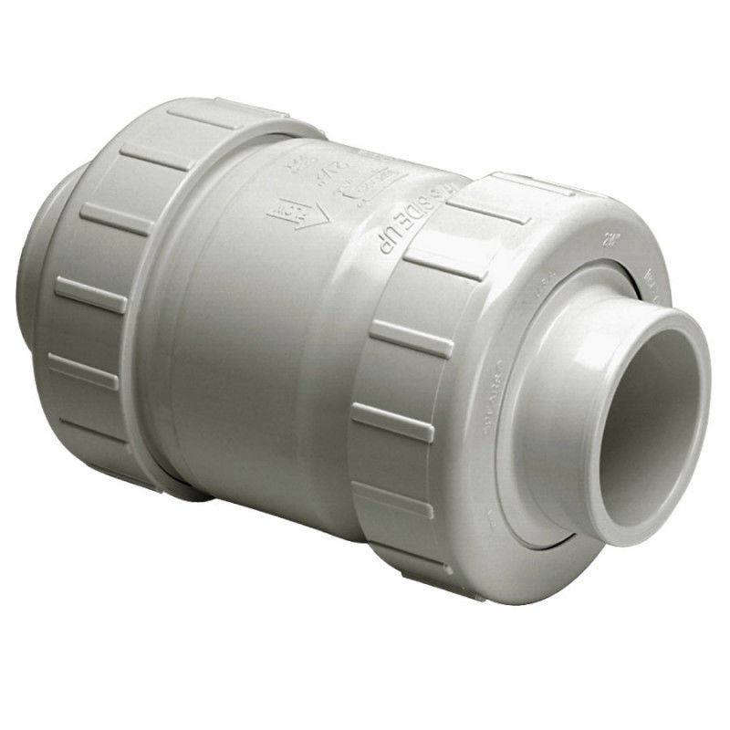 Spears Swing Check Valve 50mm White