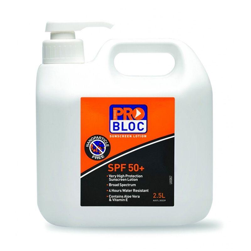 Sunscreen SPF50+ Pump Action 25 Litre