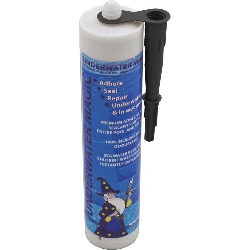 Underwater Magic Adhesive and Sealant Black 12 Pack