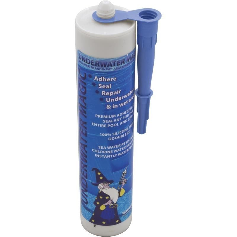 Underwater Magic Adhesive and Sealant Blue