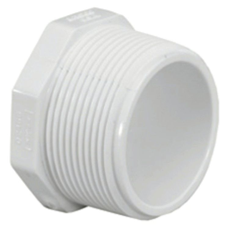 Swimming Pool Coupling : Vinidex threaded plug bsp mm ac pools