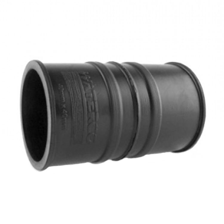Waterco Rubber Coupling 40mm x 40mm