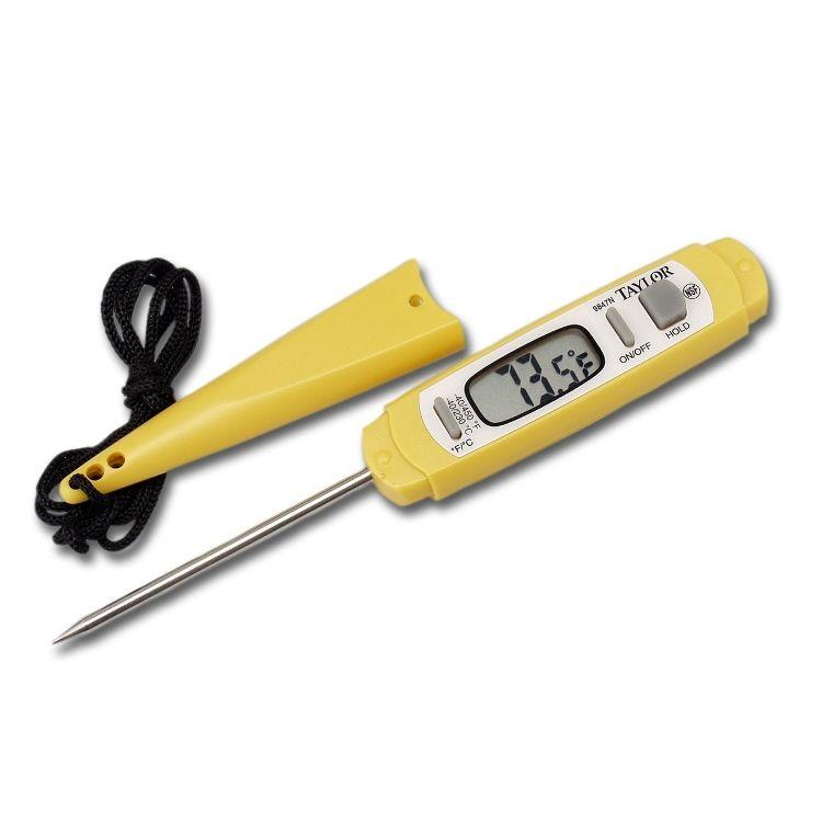 Waterproof Digital Thermometer Ac Pools