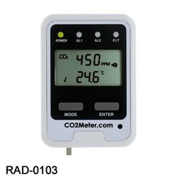 Additional Remote Display for CO2 Detector
