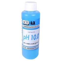 Calibration Solution (Buffer) pH10 Blue 250ml