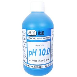 Calibration Solution (Buffer) pH10 Blue 500ml