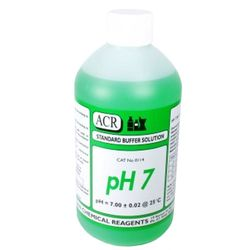 Calibration Solution Buffer pH7 Green 500ml