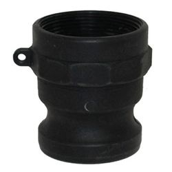 Camlock Fitting Type A Polypropylene 25mm