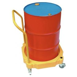 Chemical Trolley Round (30 Litre Sump)