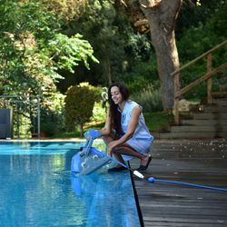 Dolphin M500 Robotic Automatic Pool Cleaner