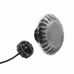 Dual Pool Light Kit With Transformers White