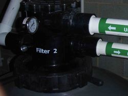 Equipment Label  Filter 1