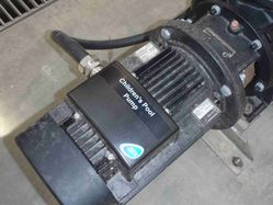 Equipment Label  Pump 3