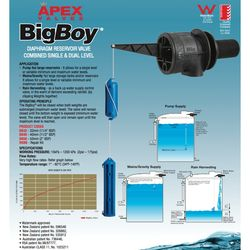 Float Valve 32mm Apex BigBoy