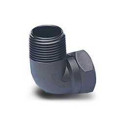 "Guyco Nylon Threaded Elbow FI x MI 25mm 1"" BSP"