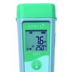 Ionix pH1 Hand Held Meter pH