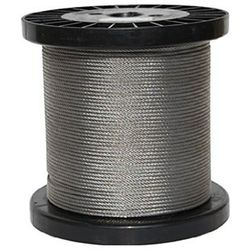 Lane Rope Cable Stainless Steel (305m Roll)