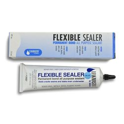 LeakMaster Flexible Sealant 115ml White