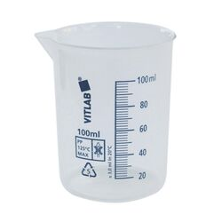 Lovibond Measuring Beaker Graduated 100ml