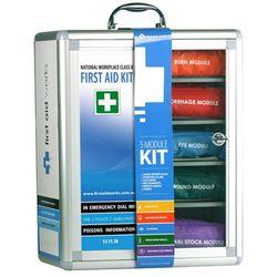 Modular First Aid Kit - Wall Mountable