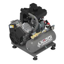 Nardi Oilless Compressor. Extreme Petrol - 270 lpm