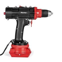 Nemo 18v Underwater Diver Drill Kit 50m
