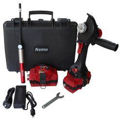 Nemo 22v Underwater Angle Grinder Kit V2 50m (With 2 x 3Ah Batteries)