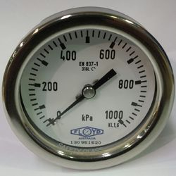 Floyd H-Duty Pressure Gauge