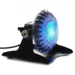 Single Pond Light & Transformer (Blue)