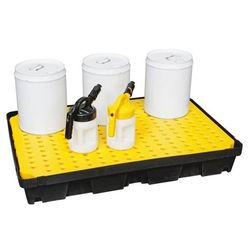 Spill Containment Tray Polyethylene 100 Litre